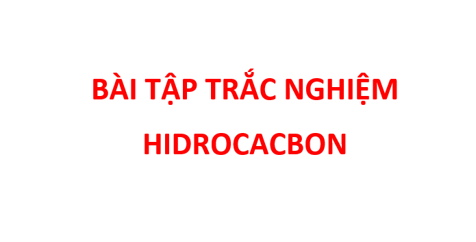 bai tap hidrocacbon