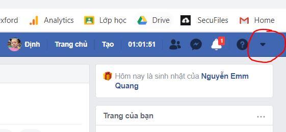 doi ten link tai khoan facebook 1