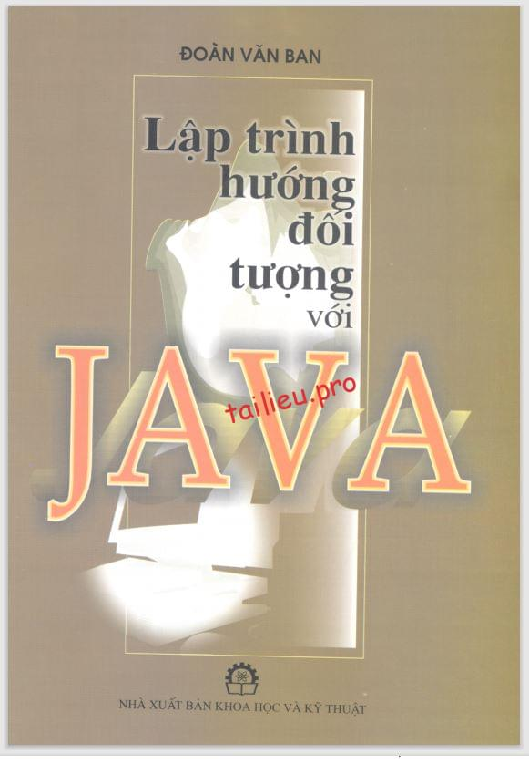 lap trinh huong doi tuong voi java 1